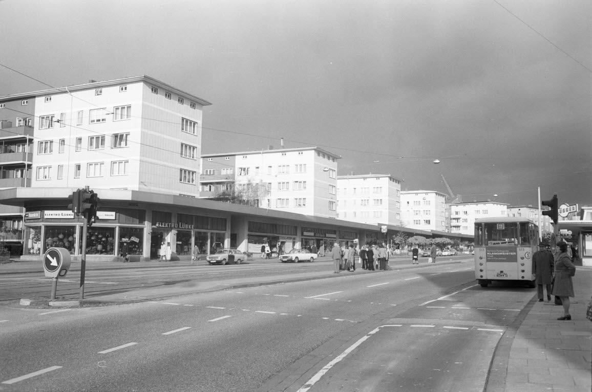 """Die """"Holtenauer"""" in Kiel: Wie sich eine Straße verändert"""